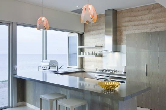 Bifold Kitchen Window